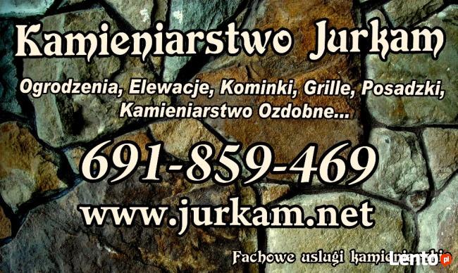 Kamieniarstwo JURKAM Krynica Zdrój, Usługi Kamieniarskie,..