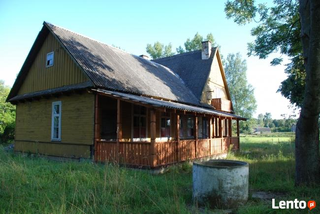 Dom 350 m kw na dzialce siedliskowej 0.7 ha