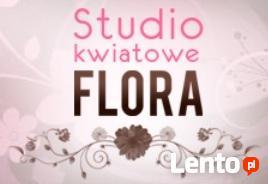 Kwiaty, bukiety, wiązanki - Studio Kwiatowe Flora