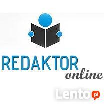Redaktor-Online PISANIE PRAC DYPLOMOWYCH & PISM