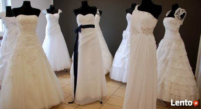komis sukien Ślubnych lilia
