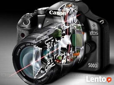 Naprawa cyfrowych aparatów fotograficznych