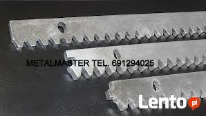 *** Listwa zębata do tokarki TUJ-50