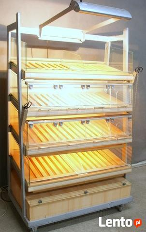 Regał piekarniczy Regał chlebowy na chleb