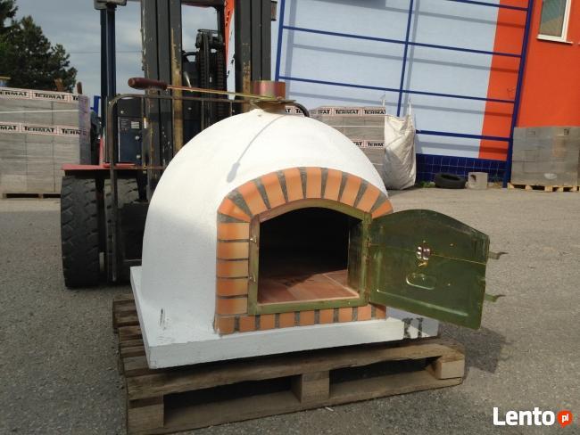 Młodzieńczy Piec chlebowy piec do pizzy opalany drewnem TUMA 120 B1 Zakopane YE33