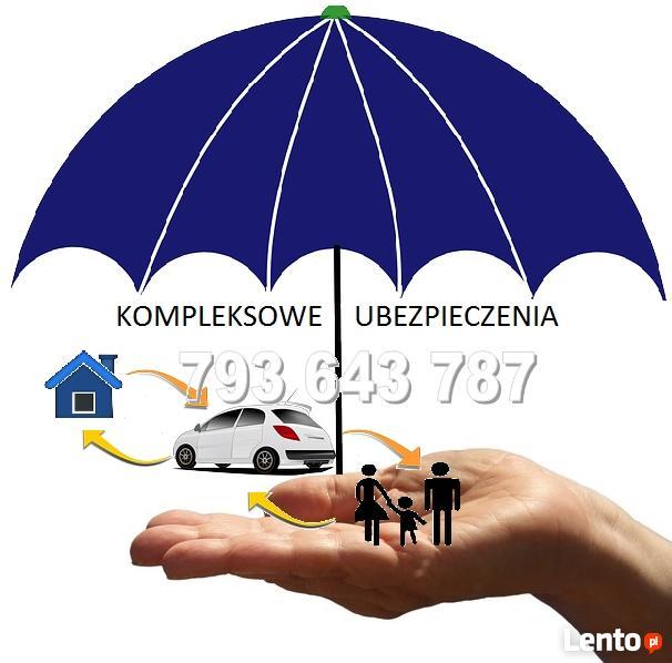 Kompleksowe ubezpieczenia Kraków -Krowodrza