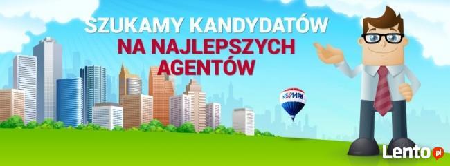 Poszukujemy kandydatów na Agentów Nieruchomosci.