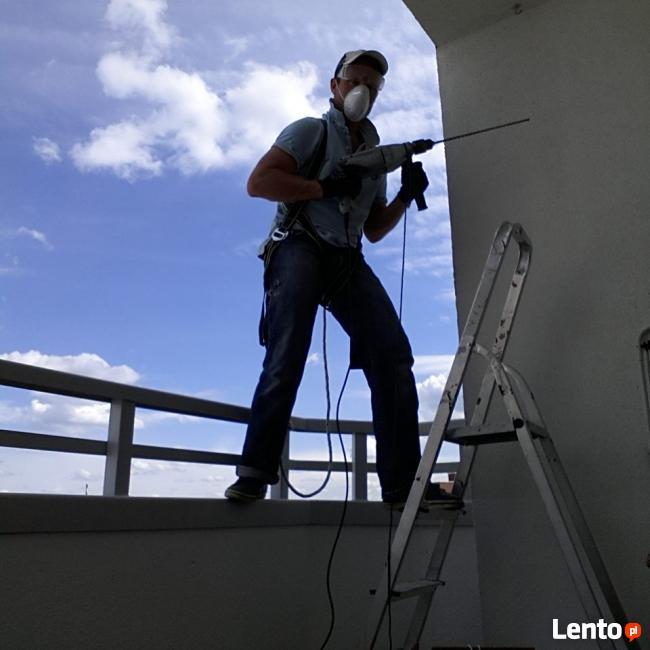 Siatka Dla Kota Montaż Osiatkowanie Balkon Loggiaokno
