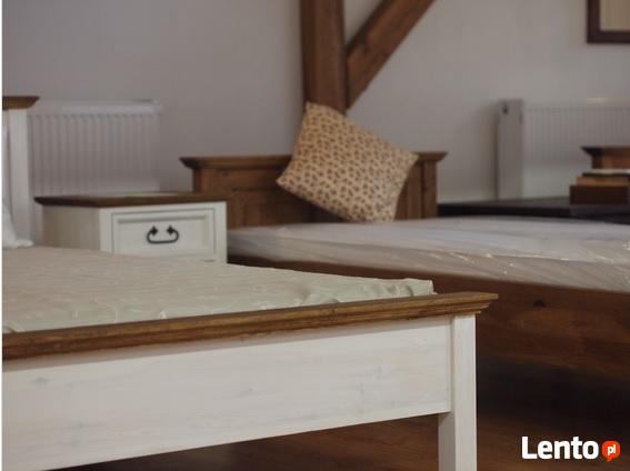 Drewniane Łóżka 120,140,160,180,200 Prosto od PRODUCENTA -