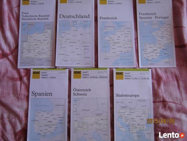 Mapy,przewodniki informacje o krajach