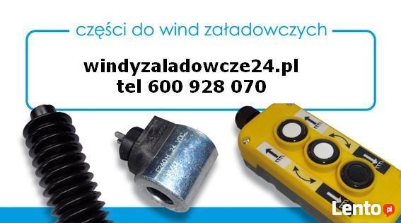 Zupełnie nowe serwis wind załadowczych samochodowych części do wind pilot Rzeszów VG44