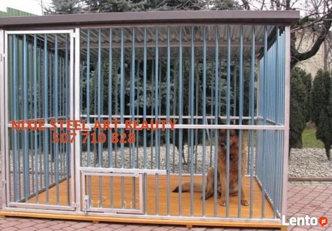 Garaże blaszane, kojce dla psów, hale, magazyny - Producent