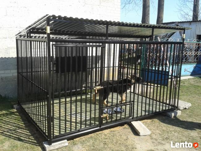 Kojec dla psa Kojce dla psów Klatki Klatka Boks Boksy 24h