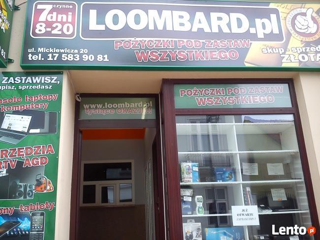 Lombard Mielec zapraszamy