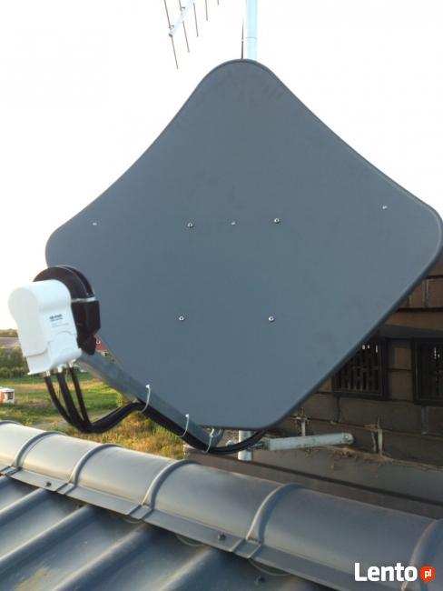 Montaż anten satelitarnych Otwock, Józefów, Karczew!