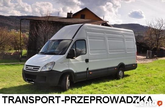 Transport , Bus MAX do 3,5T, Przewóz , W-WA - Polska