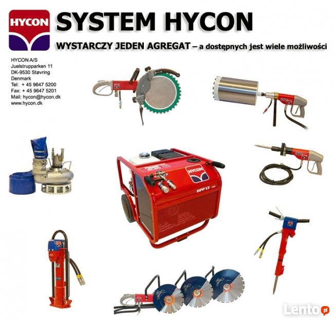Agregaty hydrauliczne Hycon