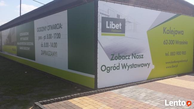Kostka Brukowa Września Libet BIOBUD ul. Kolejowa 2