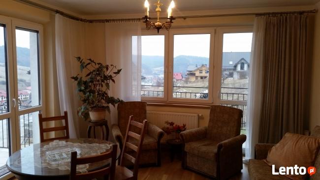 Mieszkanie w Centrum Krynicy z widokiem na gory