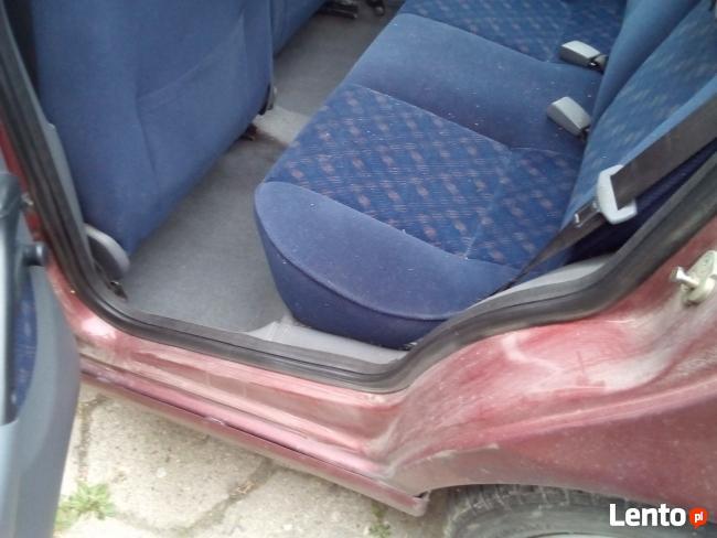 Fiat Siena 1.6 HL z LPG do 2023 w całości lub na części.