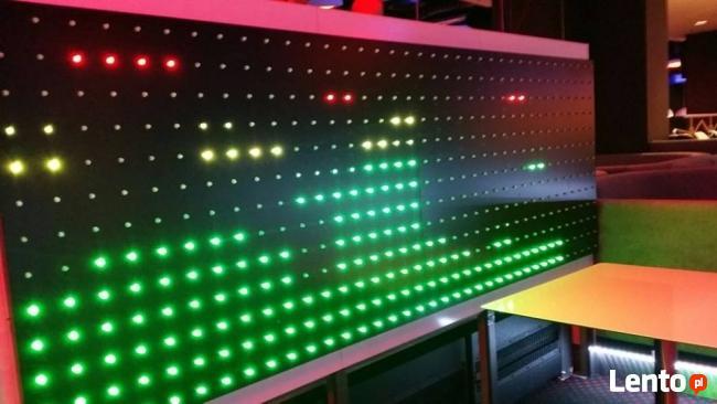 Oświetlenie dyskotekowe LED