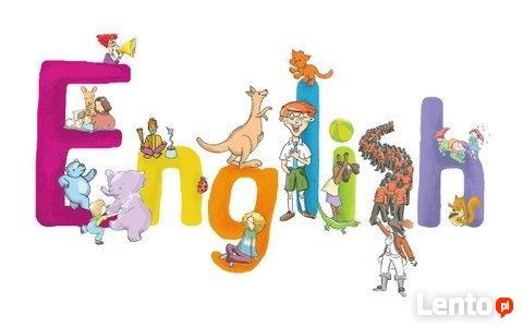 Angielski dla dzieci. Nie strać zniżki.