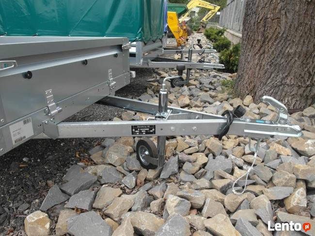 NOWA długa przyczepa 270cm Brenderup 2270S DMC 600kg