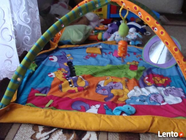 mata edukacyjna Plac zabaw Kick & Play, Tiny