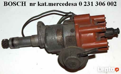 Mercedes w 126 silnik 2,8 aparat zapłonowy