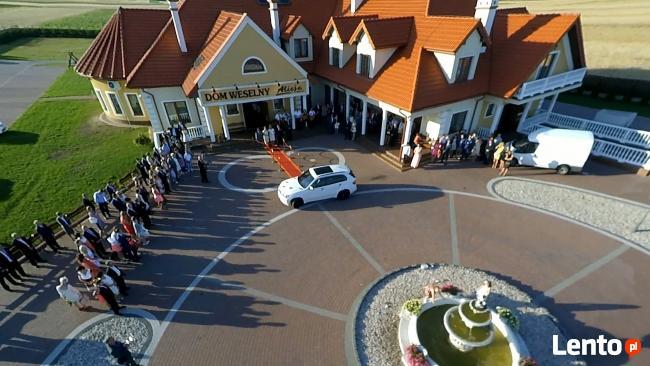 Kompleksowo Foto i Wideo na Ślub wesele i inne uroczystości.