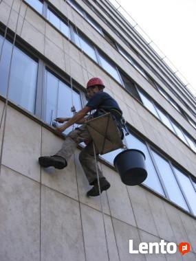 Mycie i oczyszczanie dachów, daszków,okien, witryn,- OLSZTYN