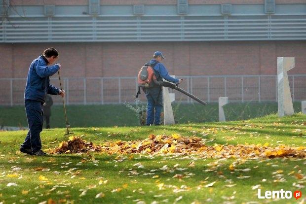 Sprzątanie ogrodów i posesji - Olsztyn