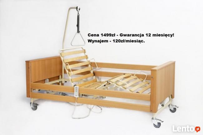 Łóżko Rehabilitacyjne WYNAJEM Sprzedaż Dostawa 24h