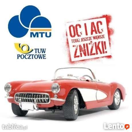 OC/AC - Łódź - TANIO I SZYBKO