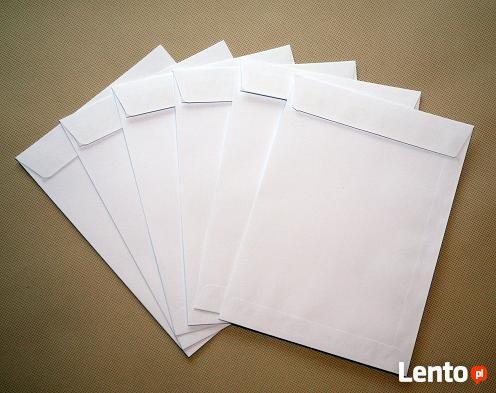 Koperty białe C5 162x229