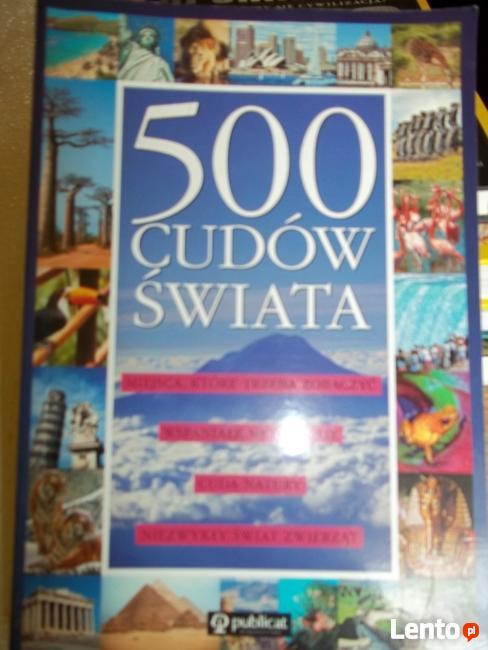 500 cudów świata