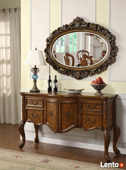 Jadalnia Filippe - stylowa, drewniana