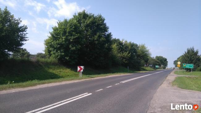 Działka rolno-budowlana Teptiuków/Hrubieszów kierunek Zosin