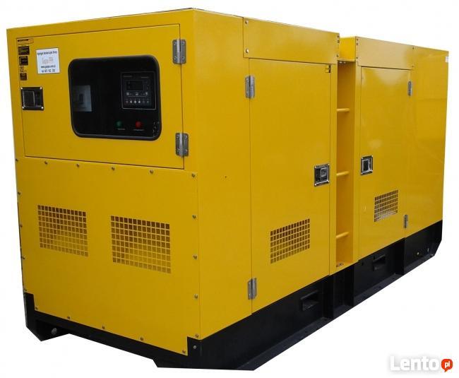Generator agregat prądotwórczy AVR, układ załączania, szr