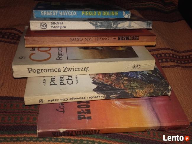 Książki przygodowe