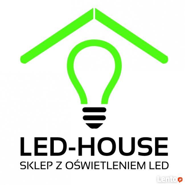Żarówka LED E27 20W biała ciepła
