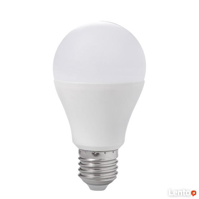 Żarówka LED E27 10W biała ciepła
