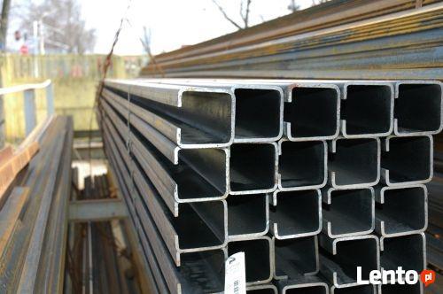 Profil 120*20*1.5 zamknięty wyroby hutnicze CALGÓR ocynk