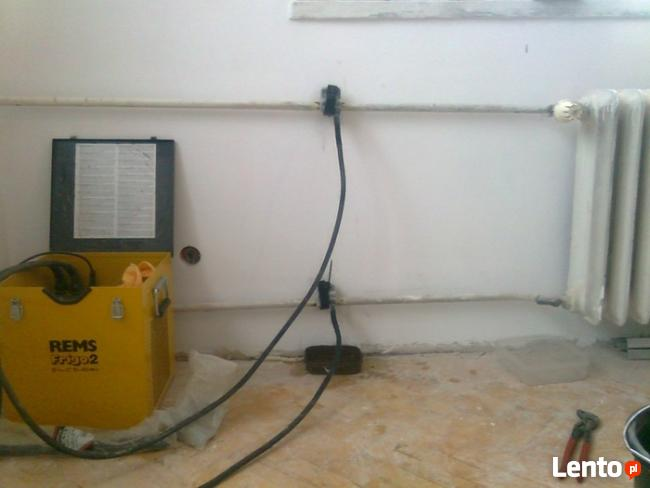 Usługi hydrauliczne gazowe przyłacza wod-kan Projektowanie