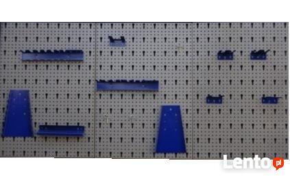 Tablica narzędziowa+zawieszki 120x57cm