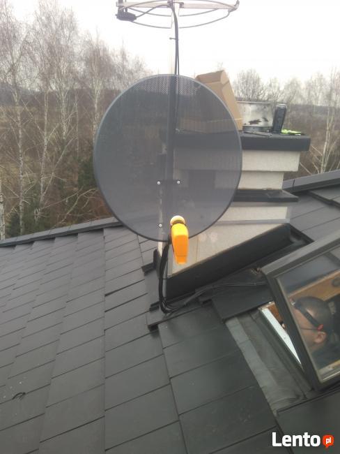 Montaż Serwis Anten Instalacje Zbiorcze ,Indywidualne
