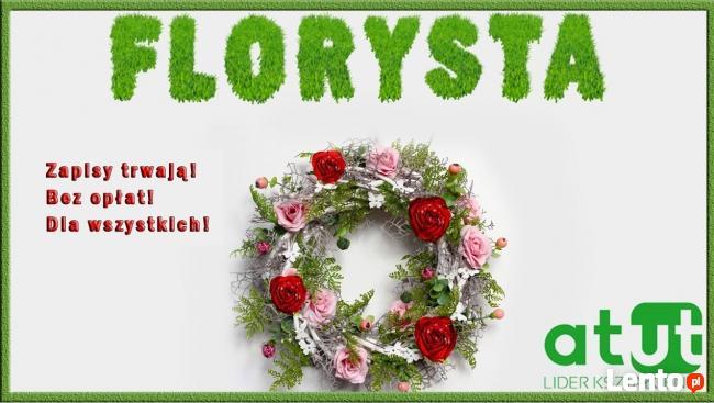 Florysta - roczna szkoła dla Dorosłych Atut za DARMO!