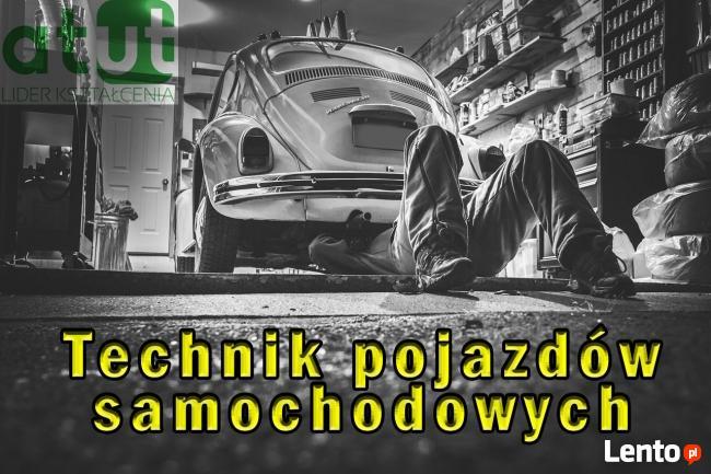 Technik pojazdów samochodowych-Kwalifikacyjny Kurs Zawodowy