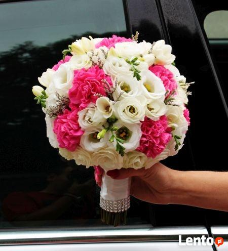 Innowacyjne dekoracje ślubne WIELKOPOLSKA