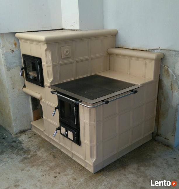 Zdun, usługi zduńskie -kuchnie kominki piece grille